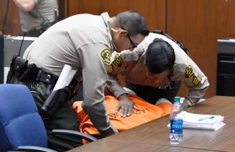 Известный продюсер Suge Knight потерял сознание в зале суда, после оглашения залога в 25 миллионов долларов