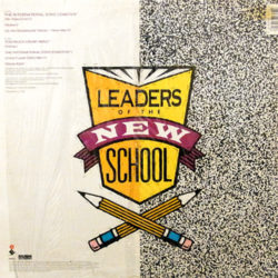 The New Leaders Of The New School «#TheWinners» (2015)