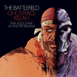 Анимационное видео Ghostface Killah «The Battlefield» при участии Kool G Rap, AZ и Tre Williams