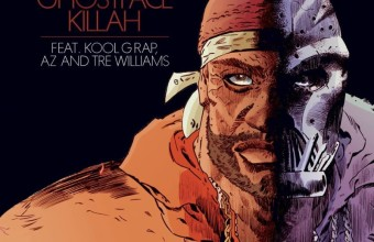 Анимационное видео Ghostface Killah «The Battlefield» при участии Kool G Rap, AZ и Tre Williams