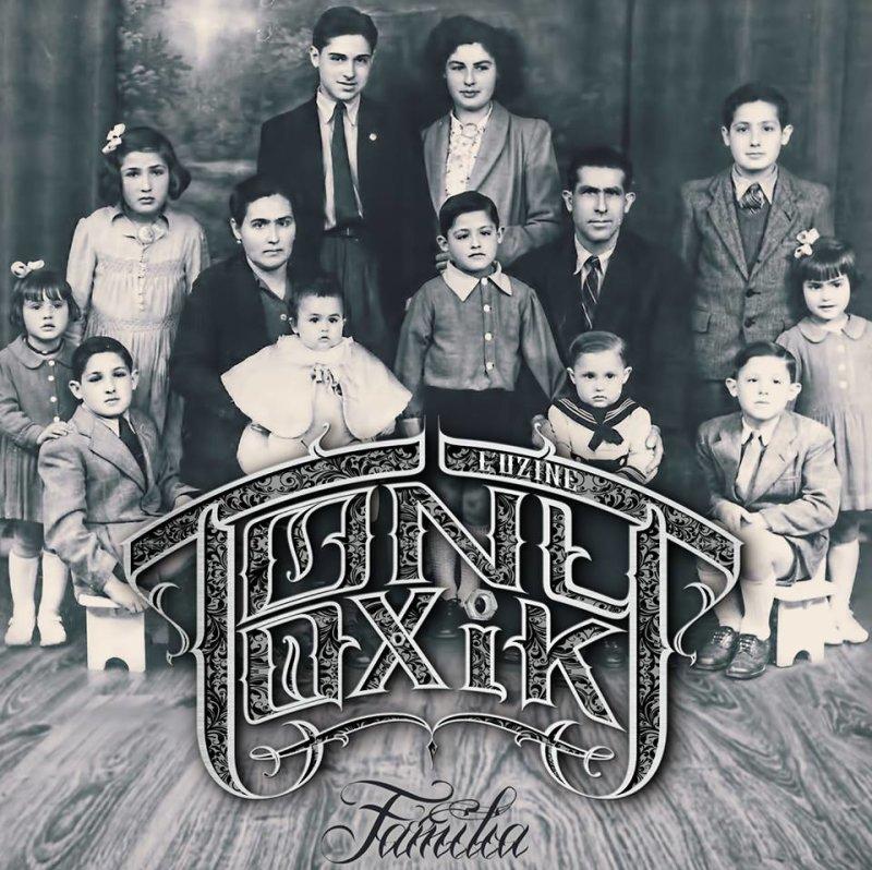 TonyToxik «Familia» (France) (2015)