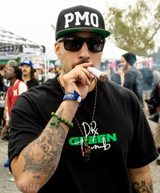 B-Real (Cypress Hill) с новым клипом Mile High