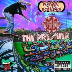 Совместное видео скейтера Ryan Bowers и DJ Premier (Gang Starr)