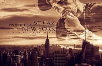 «Молитва бабули», новый трек от Hell Razah (Sunz of Man) и St.Laz
