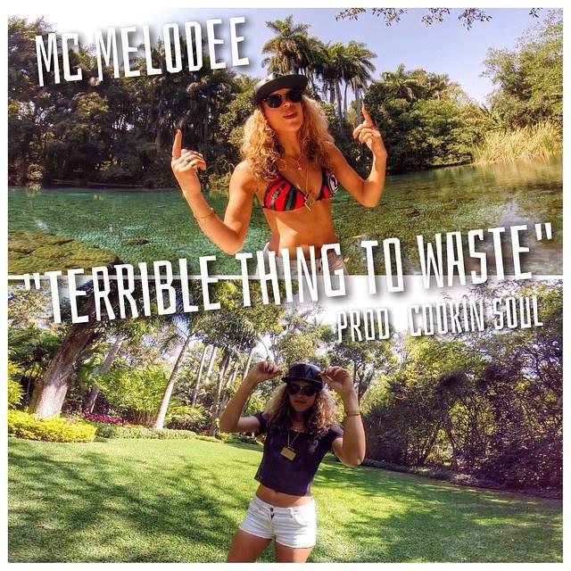 Очаровательная MC Melodee и Cookin Soul, рассказывает о том, что значит быть настоящим МС