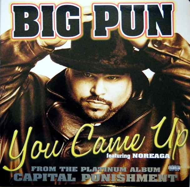 Big Pun Ft. Noreaga «You Came Up» (1998)