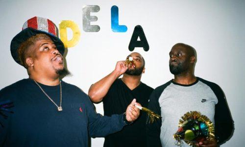 Свежие новости от De La Soul: новый трек с Nas, кроссовочное коллабо с Nike, переиздание альбомов на аудио-кассетах