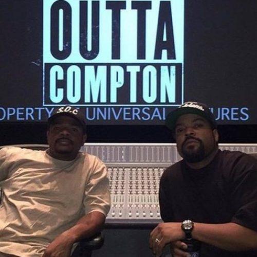 Ice Cube рассказал о фильме Straight Outta Compton и о том, что они делали реальный рэп, а не гангста-рэп