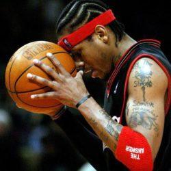 На экраны выходит фильм о харизматичном баскетболисте  Allen'е  Iverson'е