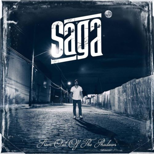 Saga «From Out of the Shadows» EP (2015)