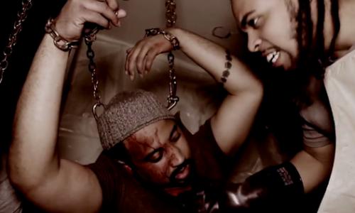 Кровавое видео от Chris Rivers (для тех, кто не знает, это сын Big Pun) «Steel Sharpens Steel»