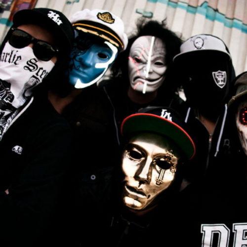 Рэп-рок из Лос-Анджелеса: Hollywood Undead представляют новый альбом и клип Day Of The Dead