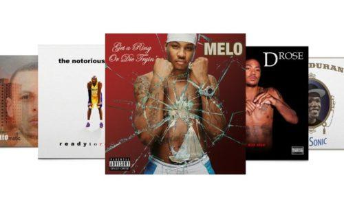 Художник перенёс баскетболистов NBA на известные обложки рэп-альбомов