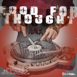 Be Focus «Food For Thought» (Various Artists) (2015)