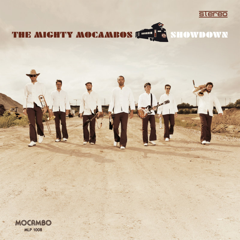 The Mighty Mocambos «Showdown» (Funk) (2015)