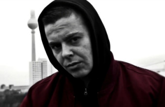 Германия: AchtVier, бывший участник 187 Strassenbande, с новым видео Kneipentresen при участии PTK