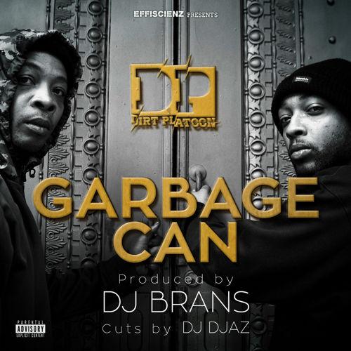 Рэп-тяжеловесы из Балтимора DIRT PLATOON представляют видео на трек «GARBAGE CAN» с их нового альбома «Bare Face Robbery»