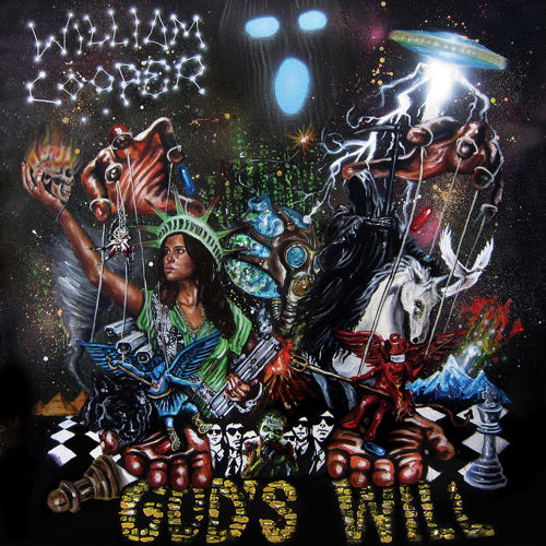 William Cooper презентовал новый трек при участии Reef The Lost Cauze (Army Of The Pharaohs) и Sticky Fingaz (ONYX)