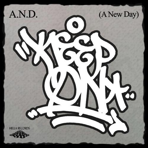 """Любители джаз-рэпа, не проходите мимо: A.N.D. (A New Day) """"Keep On"""""""