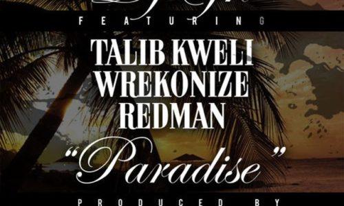 Talib Kweli, Redman и Wrekonize в новом видео DJ EFN «Paradise», снятом одним дублем