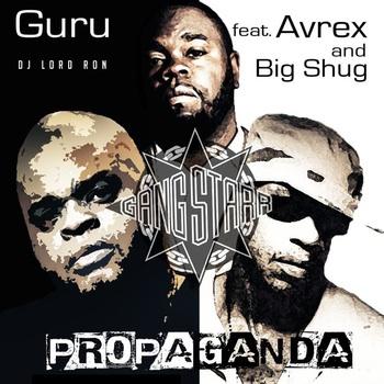 5 лет назад не стало GURU (Gang Starr)!!! В его честь, абсолютно Новое Видео и аудио-треки