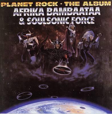 Afrika Bambaataa & Soul Sonic Force «Planet Rock»(1982)