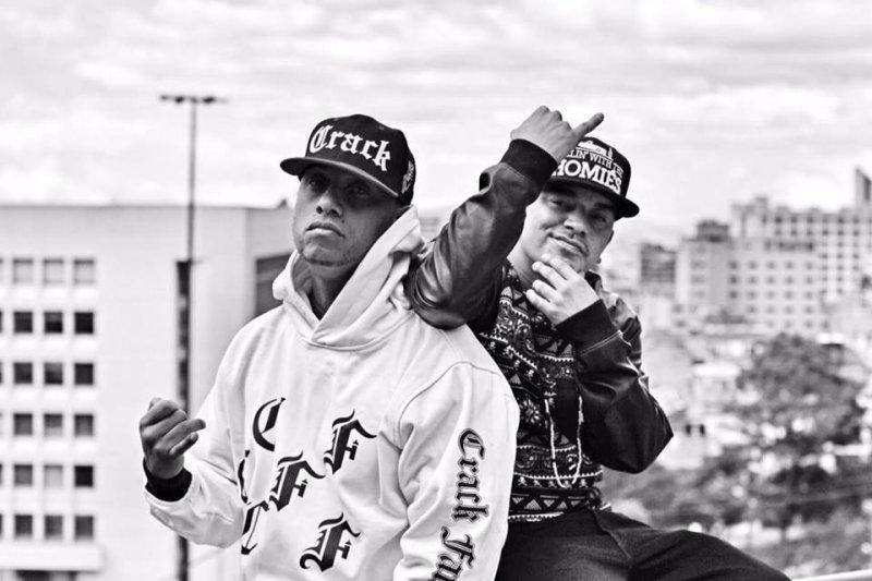Колумбийцы с подобающим названием Crack Family и новым видео «Mafiaz»