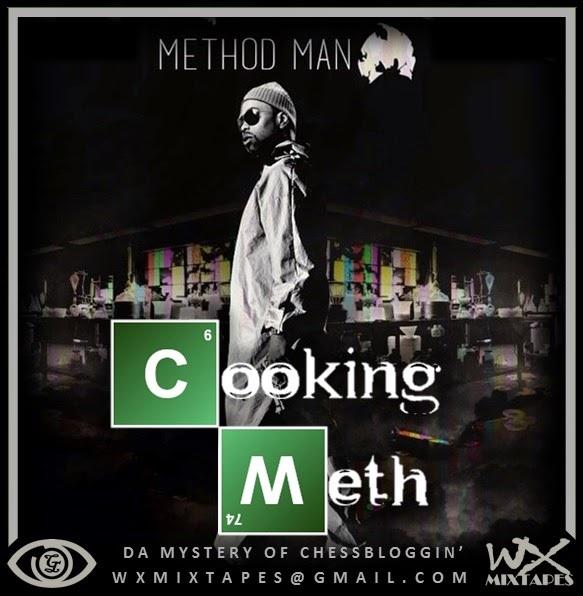 Method Man выпустил микстейп в преддверии сольного альбома «Crystal Meth»