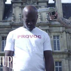 Франция: Despo Rutti с новым видео «Débat»