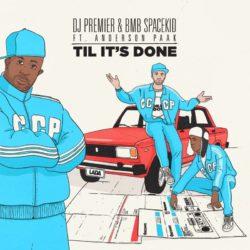 DJ Premier записал совместный трек с представителем Санкт-Петербурга BMB Spacekid