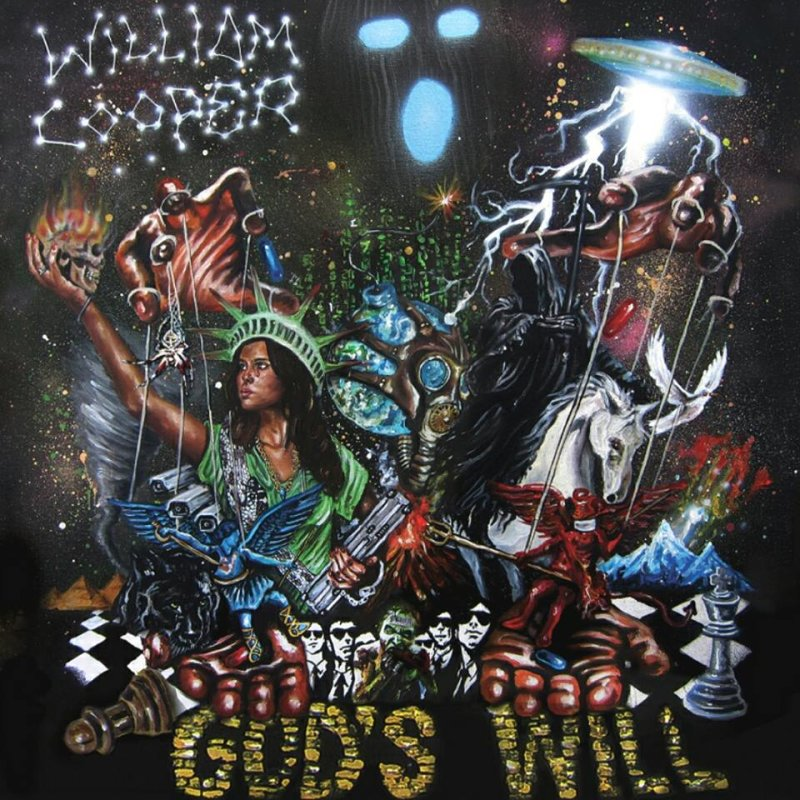 William Cooper «God's Will» (2015)