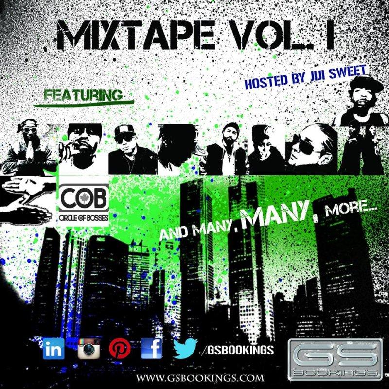 GSBookings Mixtape Volume 1