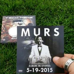 MURS презентовал ещё один интересный трек с предстоящего релиза «Have a Nice Life»