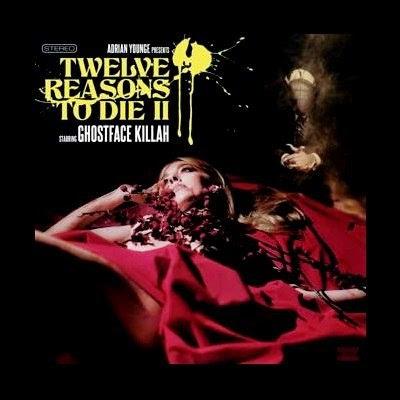 Появилась обложка и треклист предстоящего альбома Ghostface Killah & Adrian Younge «12 Reasons To Die Pt.2»
