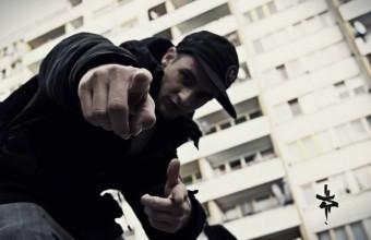 BlabberMouf (Het VerZet, Da Shogunz) обещает альбом 14 мая и представляет новое видео