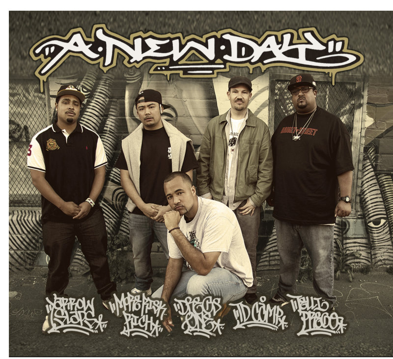 A New Day «A.N.D.» (2015)