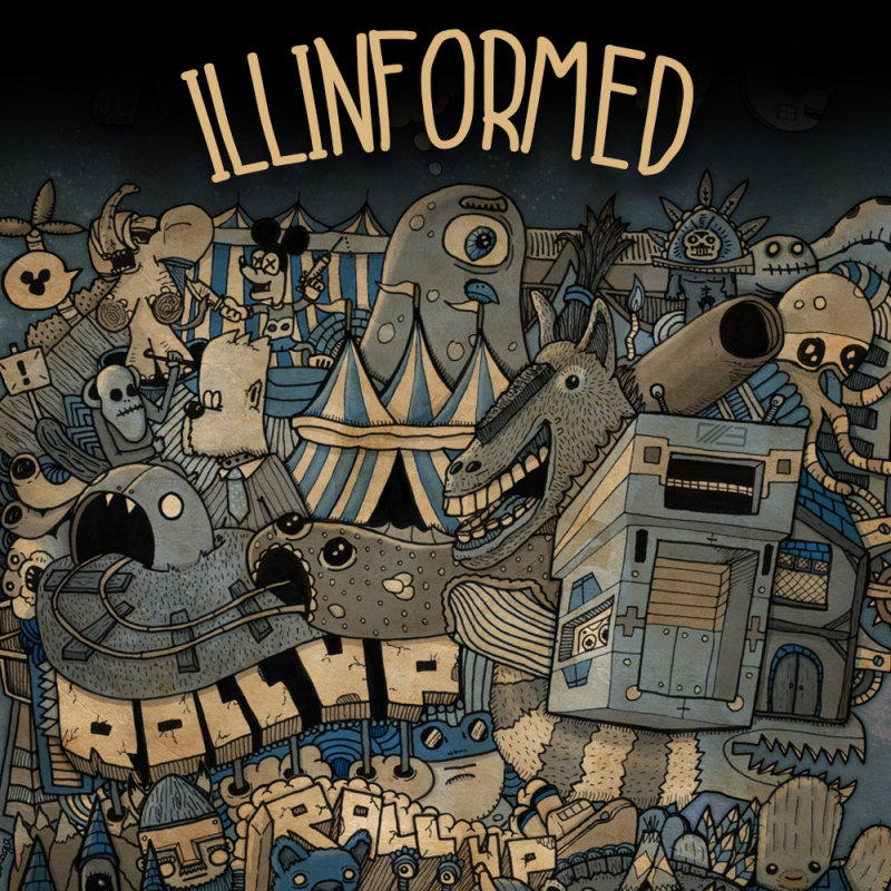 Illinformed «Roll Up» (England) (2015)