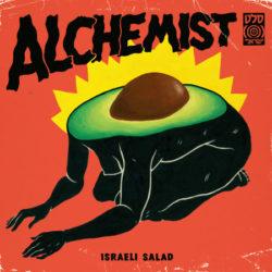 The Alchemist выпустил инструментальный релиз «Israeli Salad»