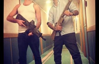 Клип из Италии в стиле Тарантино: Noyz Narcos & Fritz Da Cat — Localz Only —