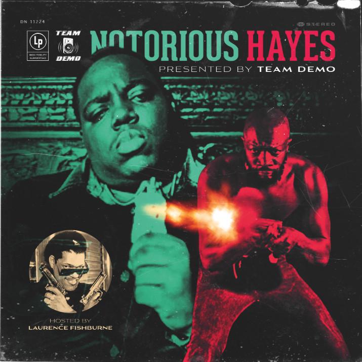 Команда Team Demo соединили на релизе Notorious B.I.G. и Isaac Hayes
