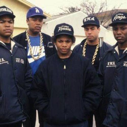 N.W.A. «Straight Outta Compton» (1989)