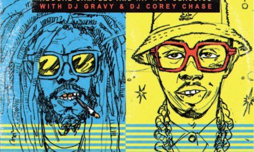 DJ Gravy + DJ Corey Chase «Double Barrel: Reggae Samples and Hip Hop Classics