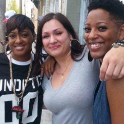 Хотели нормального женского рэпа, пожалуйста:  Rapsody, Boog Brown, Stacy Epps на продакшен Diamond D