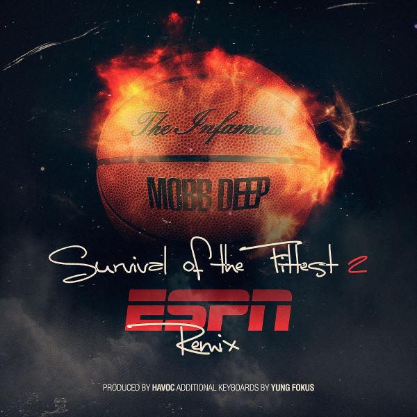Ремикс на легендарный трек Mobb Deep будут использовать в передаче на NBA