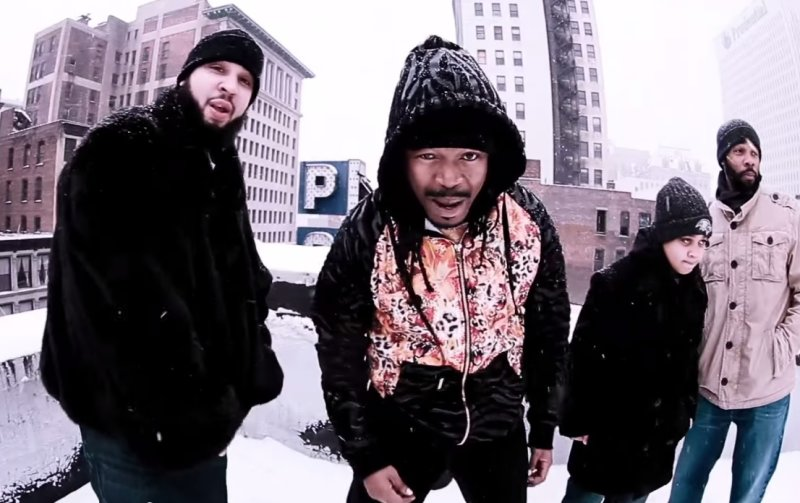 Вспомним о зиме с клипом Gun Dola «How We Ride» Prod. by Teddy Becks