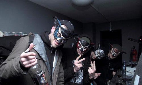 Анимационное видео на отличный трек от The Four Owls под названием Assassination Feat. Dirty Dike