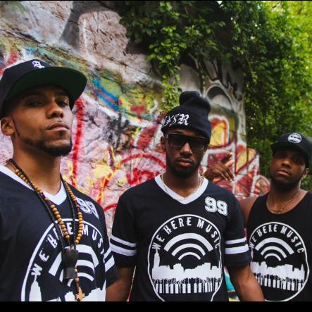 Группа из New Jersey — E.M.S. представляет видео Got To Give, при участии James Vaval