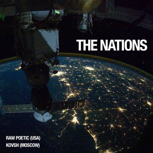 Интернациональный коннекшн: Raw Poetic из США и KOVSH из Москвы, записали совместный бум-бэп трек