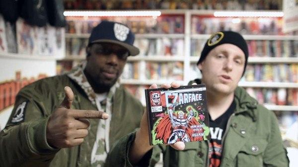 CZARFACE выпустили новый альбом и презентовали видео «The Great»