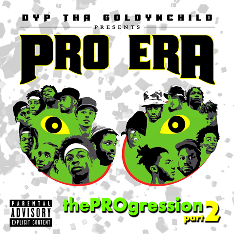 Pro Era «The PROgression Pt. 2» (Mixtape) (2015)